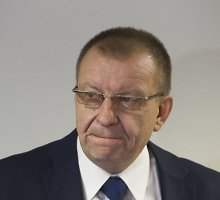 Kriminalistų vadas Algirdas Matonis iš darbo atleistas pagrįstai ir teisėtai