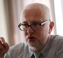 15min.lt tiesioginėje konferencijoje – ministras Dainius Pavalkis