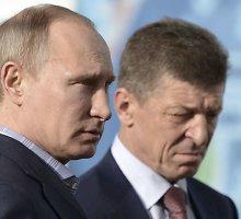 Netikėtas Rusijos vicepremjero pareiškimas: atsakomosios sankcijos Vakarams nesvarstomos