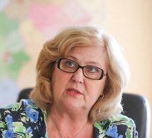 Rimantė Šalaševičiūtė sako, kad 2010 metais į ją buvo pasikėsinta