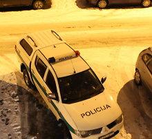 Pareigūnų parkavimosi ypatumai Pilaitės mikrorajone