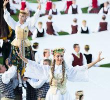 Moksleivių dainų šventės dalyvius gali tekti maitinti lauko palapinėse
