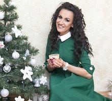 Mano Kalėdos: kaip švenčių laukianti Katažina nustebino Deivydą Zvonkų