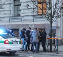 Vilniaus policija tikrino Apeliacinį teismą, bombos pastate nerado