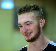 Krepšinio ekspertai: Domantas Sabonis į NBA bus pašauktas 2016 metais?