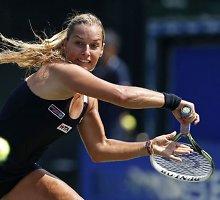 Dominika Cibulkova iškovojo antrą pergalę turnyre Sofijoje