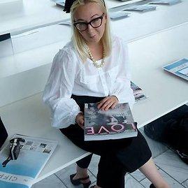 Asmeninio archyvo nuotr./Mados redaktorė Agnė Skripkinaitė