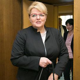 Juliaus Kalinsko/15min.lt nuotr./Algimanta Pabedinskienė