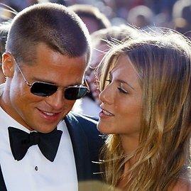 """Reuters""/""Scanpix"" nuotr./Bradas Pittas ir Jennifer Aniston"