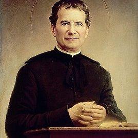 1934 m. šventuoju paskelbtas kunigas Jonas Boscas