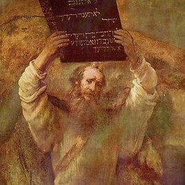 Rembranto Mozė