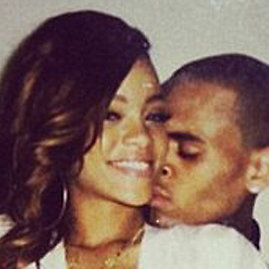 Instagram.com nuotr./Rihanna ir Chrisas Brownas