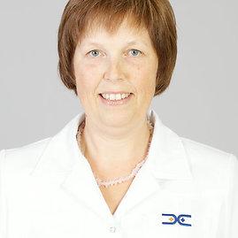 Gydytoja oftalmologė Dalia Krivaitienė / Medicinos diagnostikos ir gydymo centro nuotr.