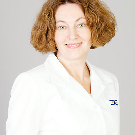Vidaus ligų gydytoja Milda Seibutienė / Medicinos diagnostikos ir gydymo centro nuotr.