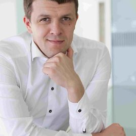 Ūkio viceministras Marius Skarupskas