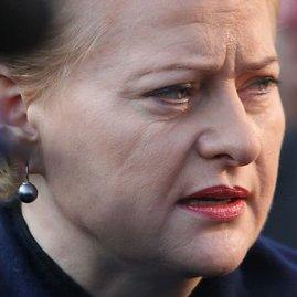 Alvydo Januševičiaus nuotr./Prezidentė Dalia Grybauskaitė Šiaulių tardymo izoliatoriuje