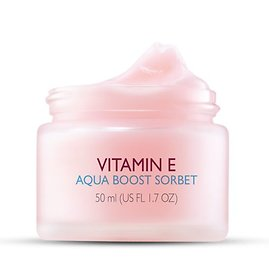 """The Body Shop"" veido šerbetas su vitaminu E."