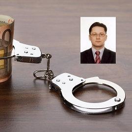 15min montažas/Gintaras Visalga buvo sulaikytas už bandymą papirkti pareigūnus