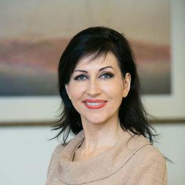 Aplinkos viceministrė Daiva Matonienė. Asmeninio archyvo nuotr.
