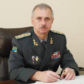 Ukrainos Sienos apsaugos tarnybos nuotr./Michailas Kovalis