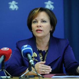 Alfredo Pliadžio nuotr./Spaudos konferencija, skirta Lietuvos pajėgų išvedimui iš Afganistano