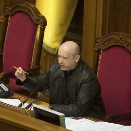 """Reuters""/""Scanpix"" nuotr./Oleksandras Turčynovas"