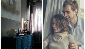 Kauniečio staigmena merginai – per 5 dienas visiškai pertvarkė butą