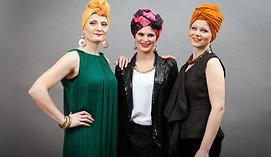 Alopecija sergančios moterys išbandė stilistų paslaugas