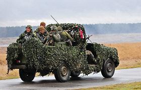 Latvija įsigis nenaujos šarvuotosios technikos