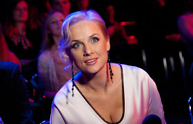 Išsiskyrė aktorė Inga Jankauskaitė: antroji santuoka truko 6 metus