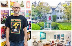 Moby keliasi į naujus namus: apžiūrėkite jo vilą Los Andžele už 3,4 mln. dolerių