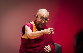 Dalai Lama in Lithuania: There is cause for optimism about China's policy