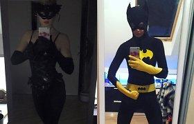 Jolanta Leonavičiūtė renkasi Helovino kostiumą: moteris-katė ar Betmenas?