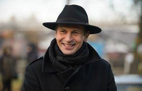 """Kino filmo """"Patriotai"""" aktorius Nerijus Gadliauskas neliūdi dėl Robertėlio etiketės"""