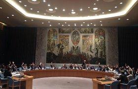 Saugumo Taryba priėmė Lietuvos pateiktą rezoliuciją dėl žurnalistų saugumo ginkluotuose konfliktuose