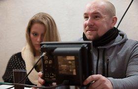 """Ramūnas Cicėnas: """"Vis dažniau pagalvoju, kad režisieriaus kėdė tampa mielesnė už aktorystę"""""""