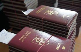 Darbo grupė rengs konstitucinį įstatymą dėl dvigubos pilietybės