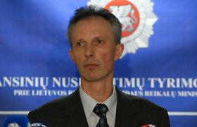 FNTT vadovui Kęstučiui Jucevičiui bus grąžintas leidimas dirbti su slapta informacija