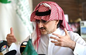 Saudo Arabijos princas labdarai paaukos 29 mlrd. eurų