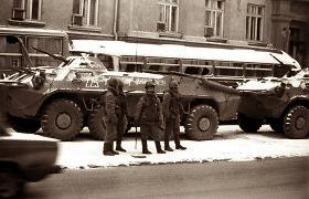 Išmokę Lietuvos pamoką, latviai iš anksto ruošėsi 1991-ųjų sausio įvykiams
