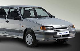"""Automobilių prekybos krizė Rusijoje: nebeperka net """"Žigulių"""""""