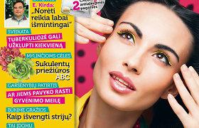 """Šeštadienį – naujas žurnalo """"Ji"""" numeris!"""