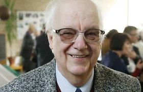 """Jubiliejų švenčiantis kompozitorius T.Makačinas: """"Mano svajonė – išlaikyti kūrybines galias"""""""