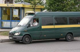 Iš Kauno gatvių pasitraukė paskutinieji seni mikroautobusai