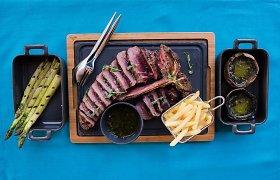 30 geriausių restoranų Lietuvoje:18 vieta –mėsos restoranas – MEAT
