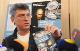 Paskutinis Boriso Nemcovo interviu, likus 3 valandoms iki nužudymo