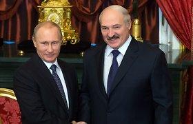 Gegužės 9-osios į Maskvą švęsti neatvyks net Aliaksandras Lukašenka