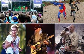 Išrinkite: Geriausias 2013-ųjų festivalis