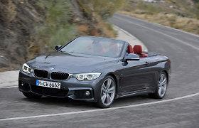 BMW pristatė būsimą Los Andželo parodos puošmeną – 4 serijos kabrioletą