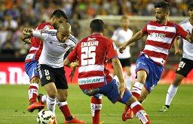 """Ispanijos čempionato turas baigėsi """"Granados"""" košmaru Valensijoje"""